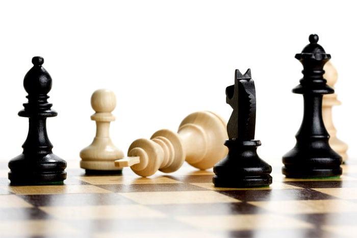 שחמט לחיות אסטרטגית
