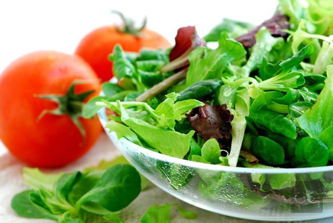 ירקות בעלי עלים ירוקים וירקות ממשפחת המצליבים