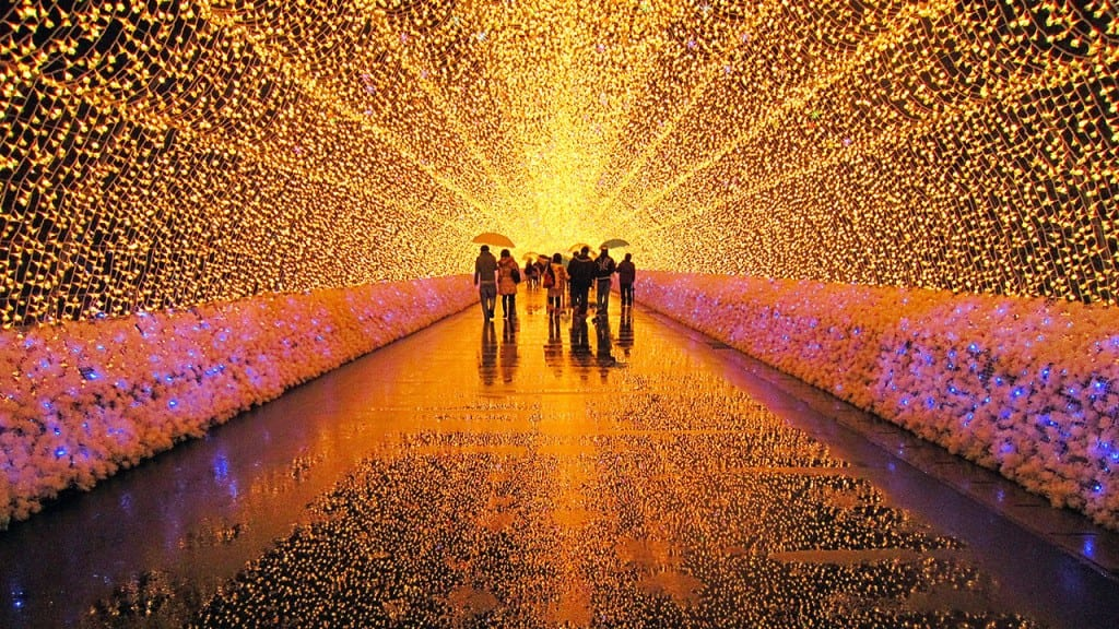 Winter Light Festival פסטיבל אורות החורף