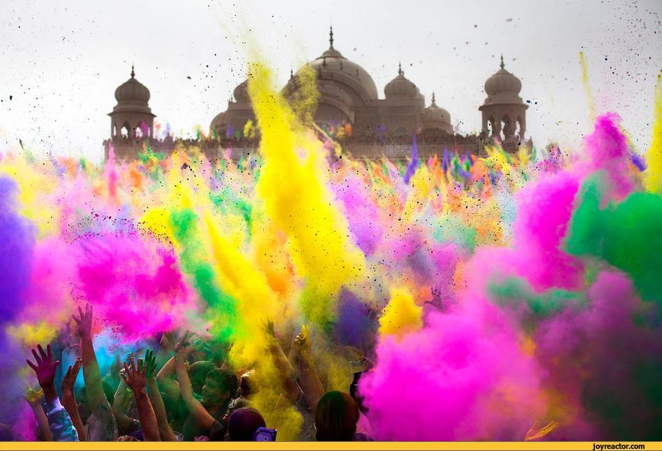פסטיבל ההולי Holi Festival