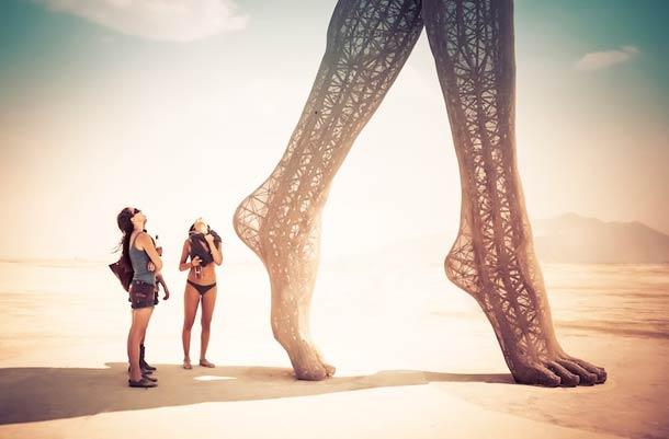 Burning Man ברנינג מאן