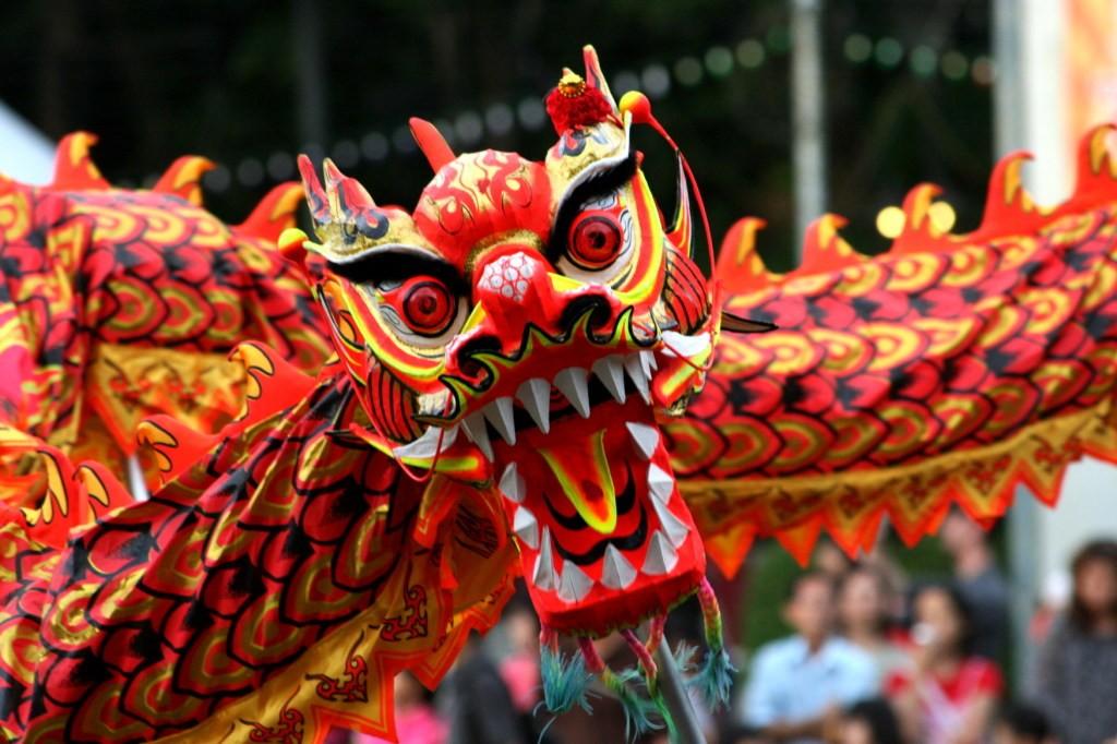 Chinese New Year ראש השנה הסיני