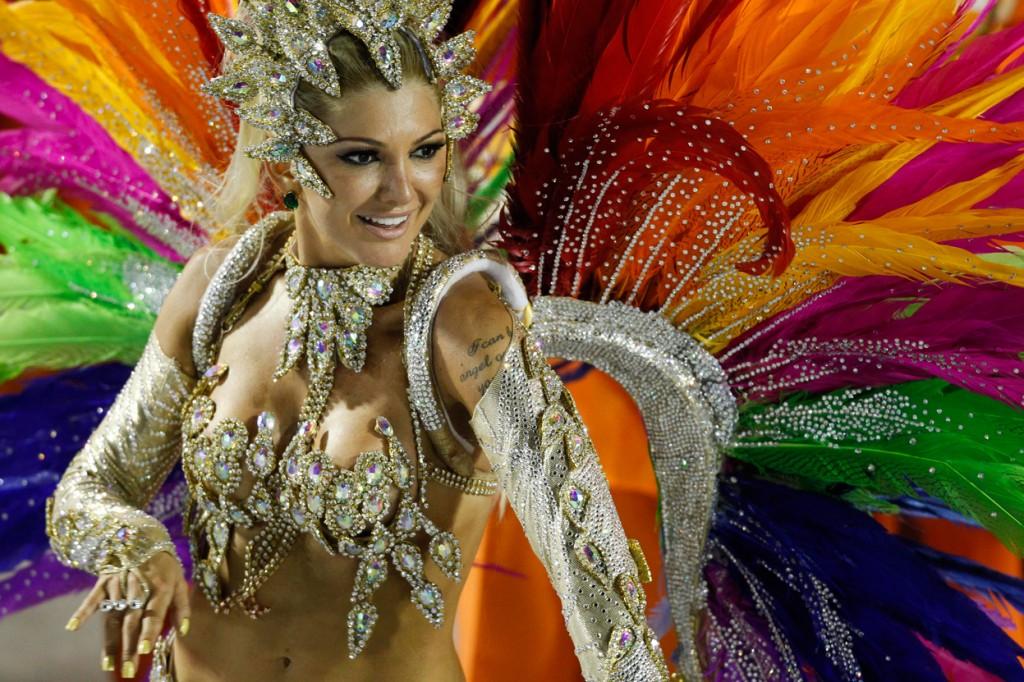 Rio de Janeiro Carnival הקרנבל של ריו דה ז'נרו