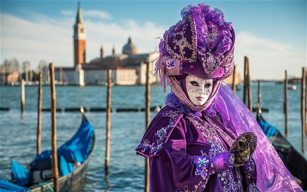 The Carnevale הקרנבל של ונציה